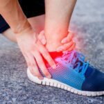 Ankle Sprains While Running: Symptoms and Treatment