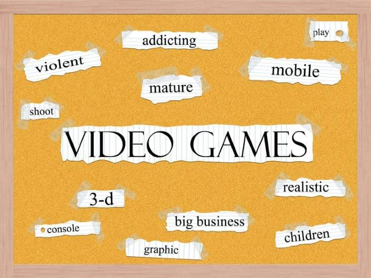 Play Video Games, Rehab Less