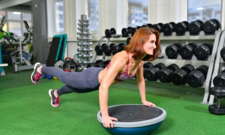 3 Reasons to Improve Your Core Strength