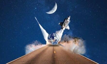 Space Travel Souvenir: Back Pain
