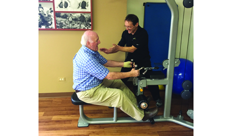 ActiveRx focuses on changing the way people age and think about aging. The company reports that it created Strengtherapy in response to a specific need: to demonstrate and publicize the benefits of strength training on the aging process.