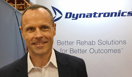 Brian Baker, President, Dynatronics Therapy Products Division